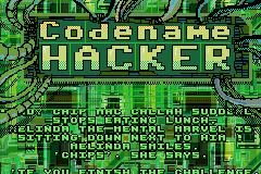 Thumbnail 1 for Codename Hacker GBA v1